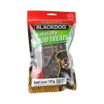 Blackdog Beef Liver Treats 150g