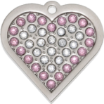 Coco Bling Heart Small