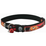 Rogz Cool Cat Collar - Red Eye