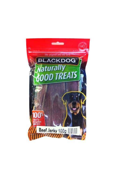 Blackdog Beef Jerky 100g