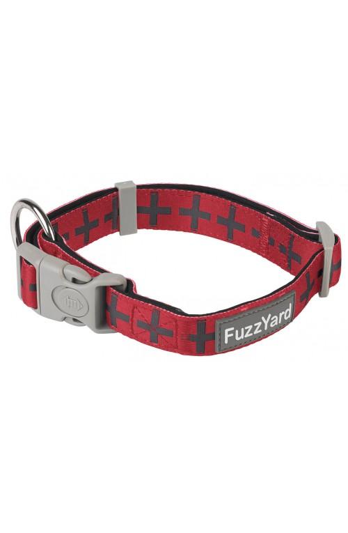 FuzzYard El Fuego Yeezy Dog Collar