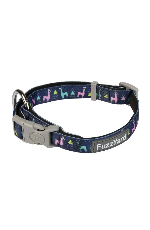 FuzzYard No Probllama Dog Collar