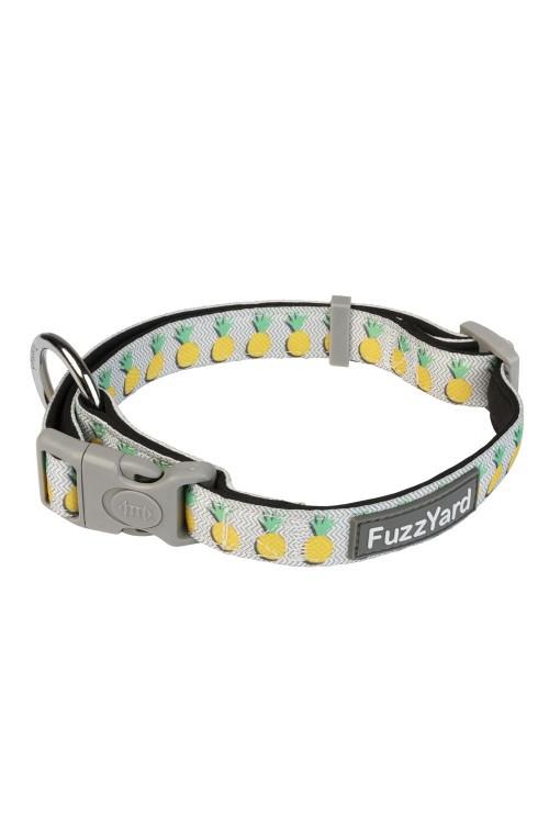 FuzzYard Pina Colada Dog Collar