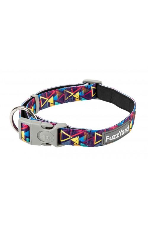 FuzzYard Prism Dog Collar