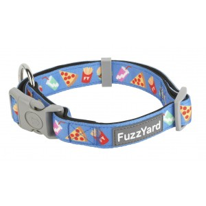 FuzzYard Supersize Me Dog Collar