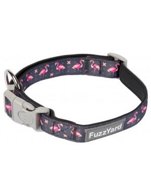 FuzzYard Fabmingo Dog Collar