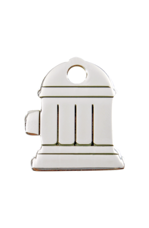 Stainless Steel Fire Hydrant Pet Tag