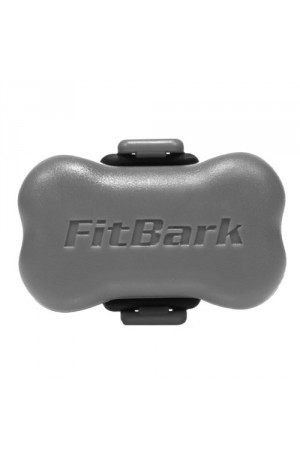 FitBark Dog Activity Monitor - Grey