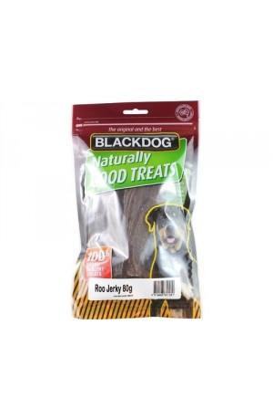 Blackdog Roo Jerky 80g