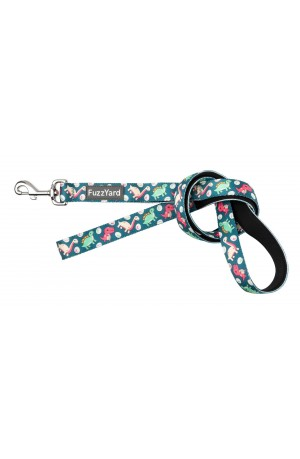 FuzzYard Dinosaur Land Dog Lead