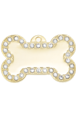 Dolce Bling Bone Small