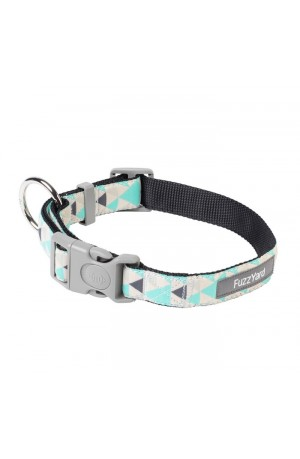 FuzzYard Fresh Mint Dog Collar