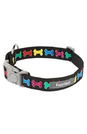FuzzYard Jelly Bones Dog Collar - MEDIUM ONLY