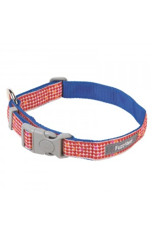 FuzzYard Love Love Dog Collar - SMALL ONLY