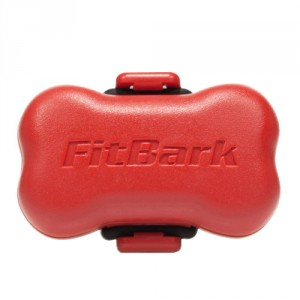 FitBark Dog Activity Monitor - Red