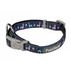 FuzzYard No Probllama Dog Collar