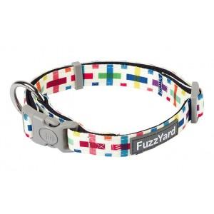 FuzzYard Jenga Dog Collar