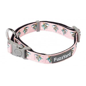 FuzzYard LL Cool Jaw$ Dog Collar