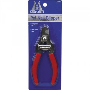 Millers Forge Red Handled Dog Nail Clippers