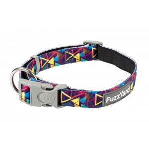 FuzzYard Prism Dog Collar