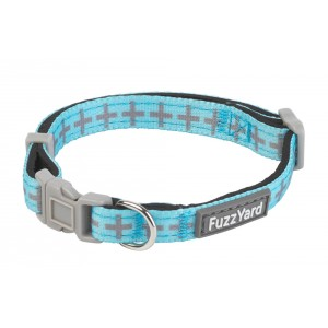 FuzzYard Saint Yeezy Dog Collar - EXTRA SMALL ONLY