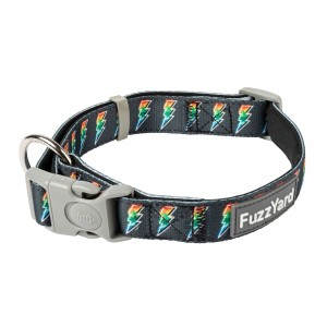 FuzzYard Volt Dog Collar